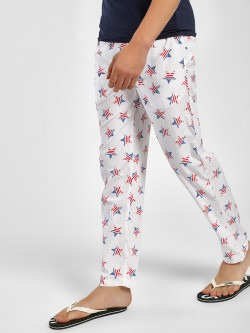 Jack & Jones American Flag Star Lounge Pants