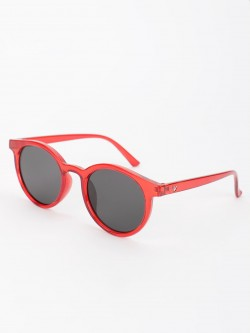 Pataaka Coloured Frame Round Sunglasses
