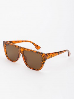 Pataaka Blotch Ink Detail Classic Sunglasses