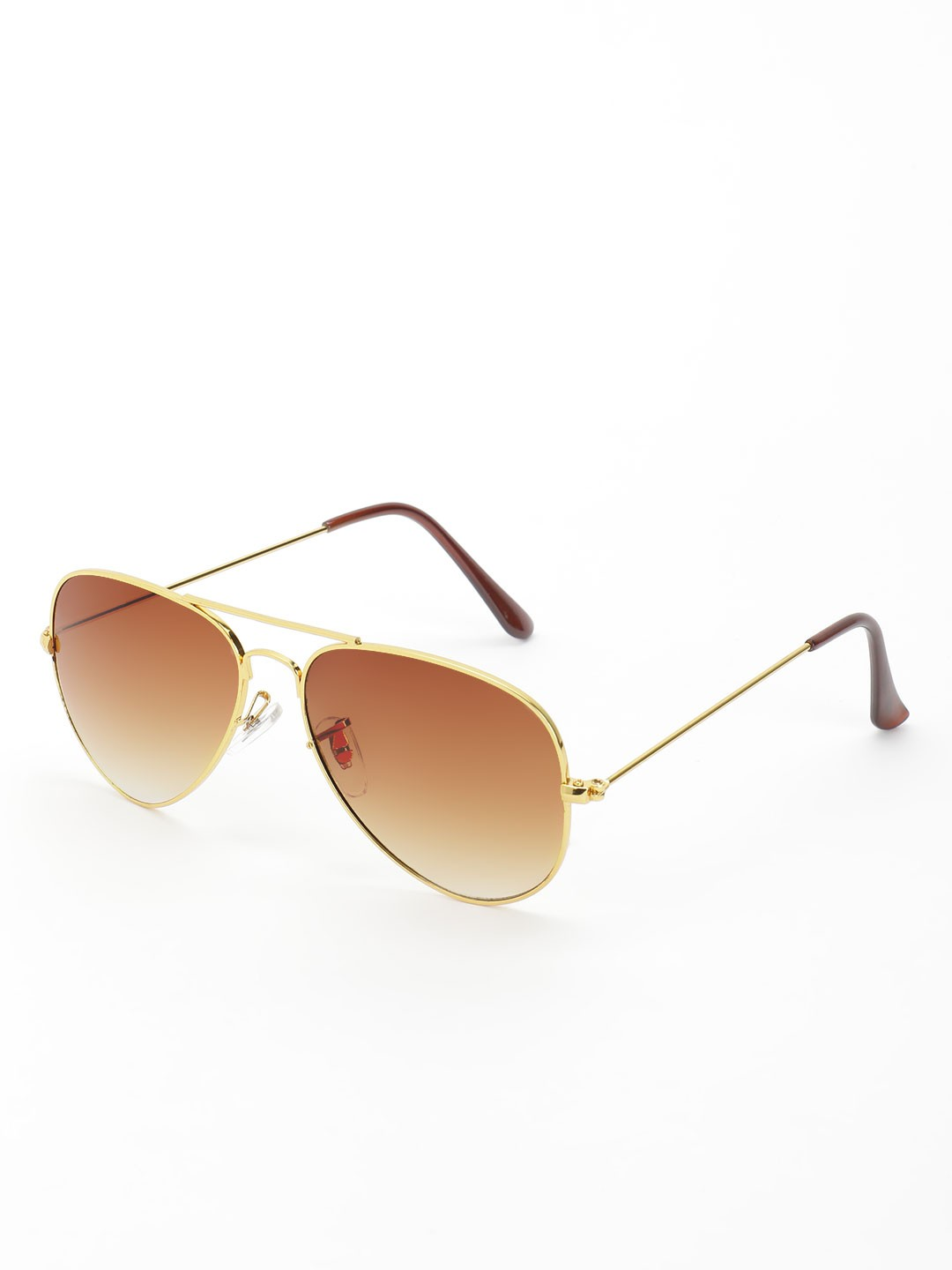 KOOVS Red Pilot Sunglasses 1