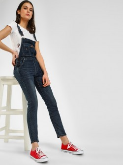 K Denim KOOVS Classic Denim Dungarees