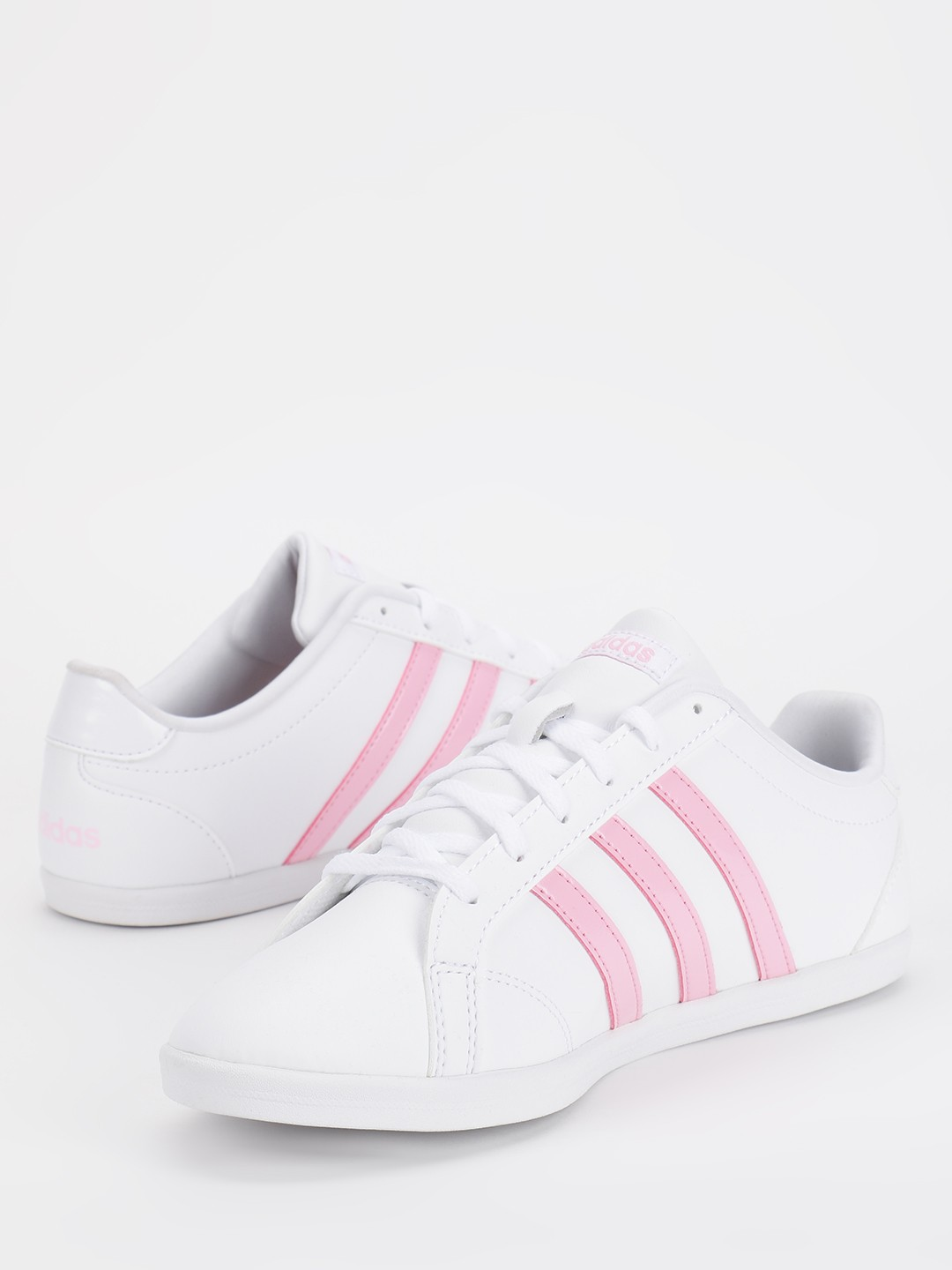 Buy Adidas White Coneo Qt Shoes for Girls Online in India