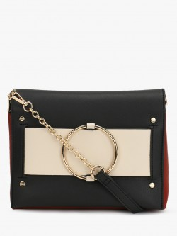 New Look Colour Block Sling Bag