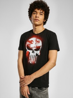 Free Authority The Punisher Print T-Shirt