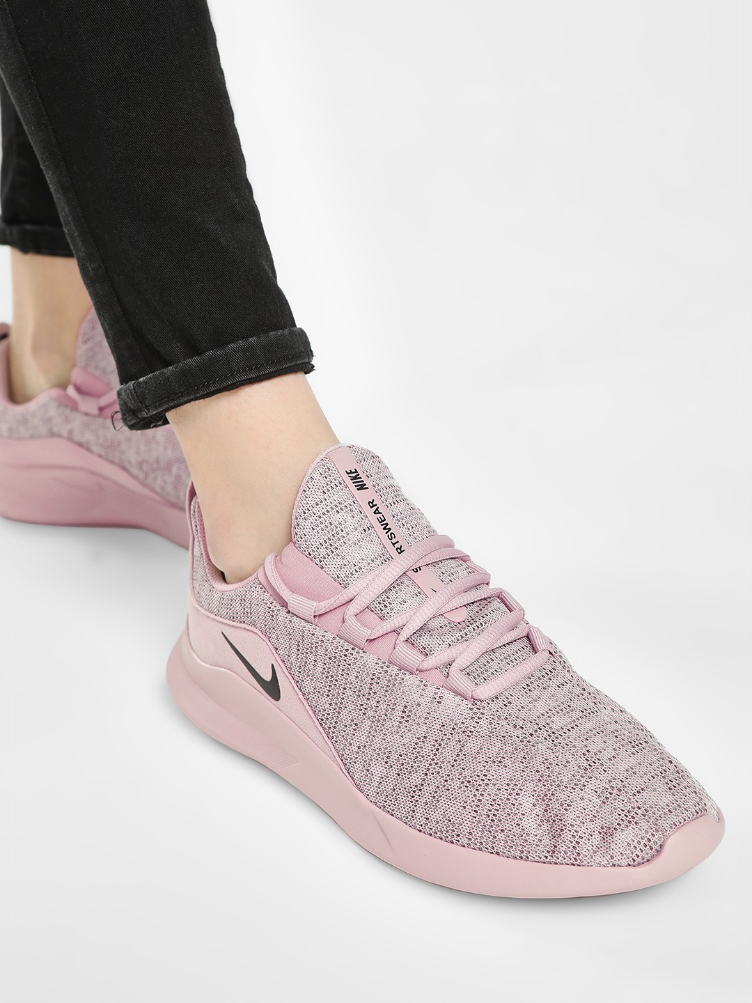 Nike Pink Viale Running Shoes 1