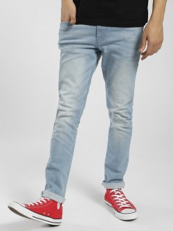 Blue Saint Light Wash Skinny Jeans