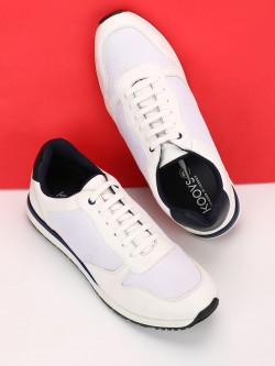 KOOVS Multi Panel Sneakers