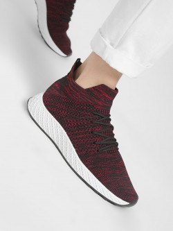 KOOVS Double Knit Sockliner Sneakers