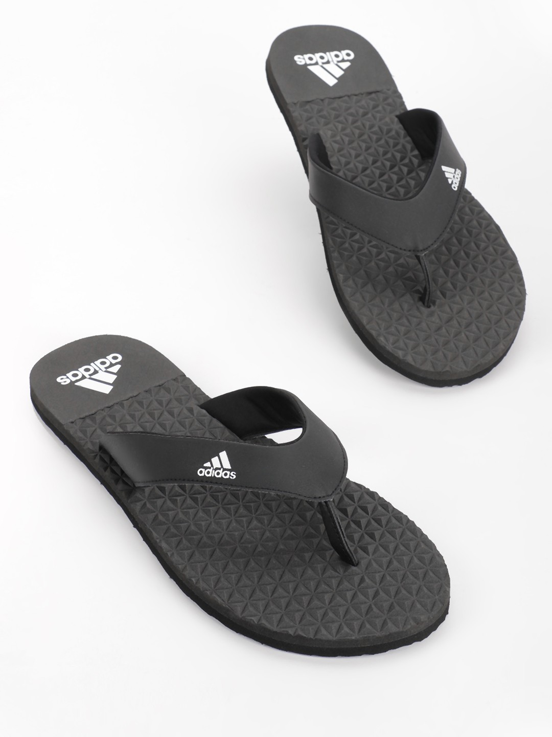 Adidas Black Swimming BISE Slippers 1