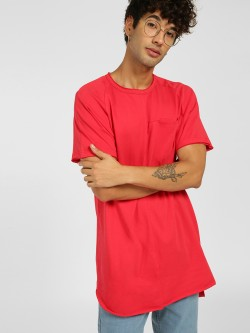 SKULT By Shahid Kapoor Raw Hem T-Shirt