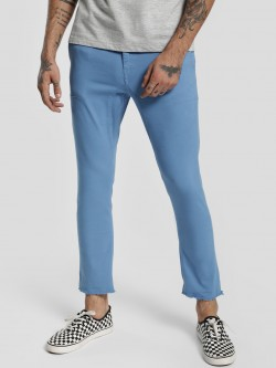 X.O.Y.O Raw Hem Slim Trousers