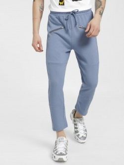 KOOVS Panel Detail Cropped Joggers
