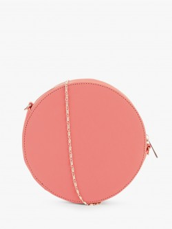 Gusto Studded Round Sling Bag