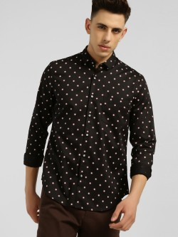 Indigo Nation All Over Print Shirt