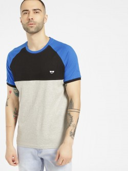 Garcon Colour Block Logo T-Shirt