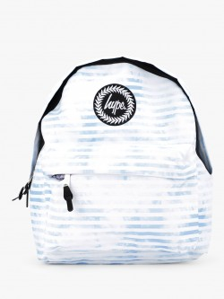 Hype Cloud Stripe Backpack