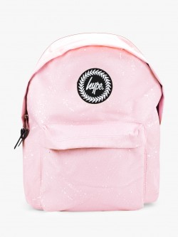 Hype Splatter Print Backpack