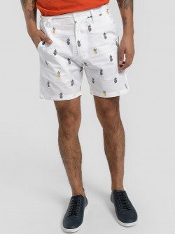 Soulstar Pineapple Print Shorts