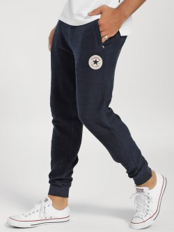Converse Logo Badge Knitted Joggers