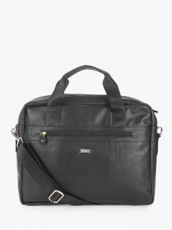 STRUTT Zipper Front Laptop Bag
