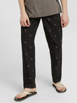 US. Polo. Assn. Logo All Over Print Lounge Pants