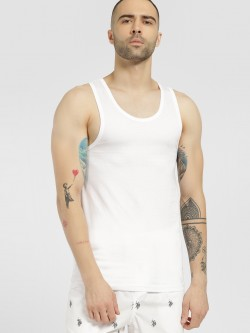 US. Polo. Assn. Basic Scoop Neck Vest