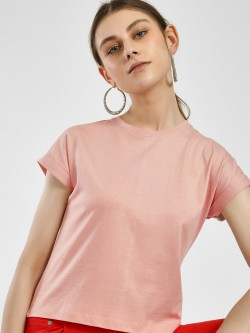 NUSH Basic Short Sleeve T-Shirt