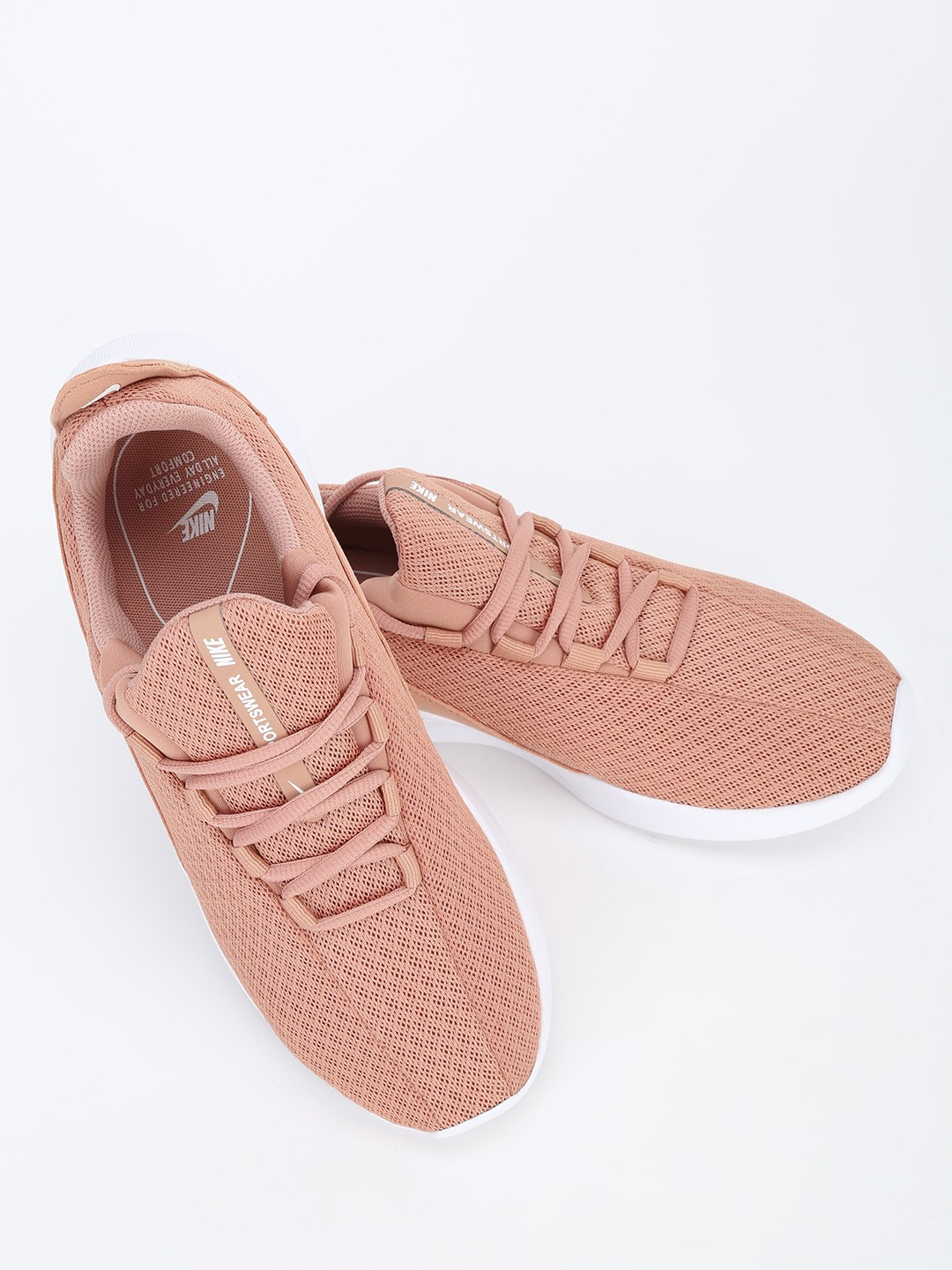 Nike Rose Gold Viale Trainers 1