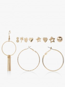 Style Fiesta Multi Pack Earrings