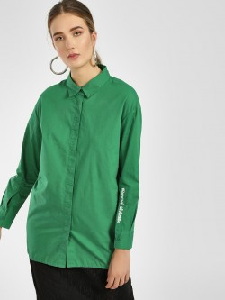 Bhaane Basic Oversized Shirt