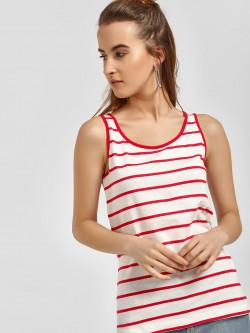 LC Waikiki Horizontal Stripe Tank Top