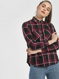 Disrupt Multi Check Casual Shirt