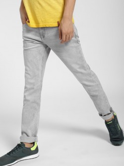 Lee Cooper Light Wash Skinny Jeans