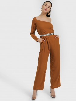 Oliv One Shoulder Jumpsuit
