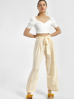 MIWAY Basic Belted Lightweight Trousers