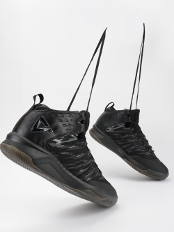 Peak Contrast Sole Basketball Shoes