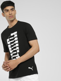 Puma Placement Print T-Shirt