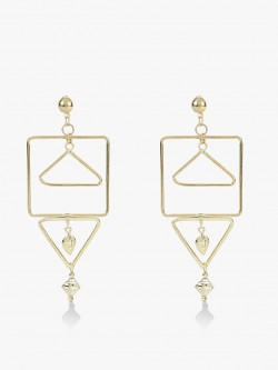 Zero Kaata Geometrical Earrings