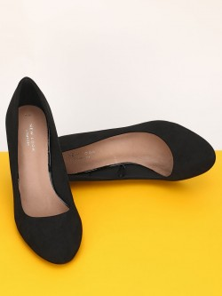 New Look Suede Pumps