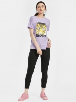 People Basic Cropped Skinny Jeans