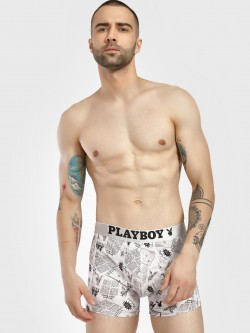 Playboy All Over Print Trunks