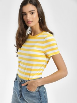 Only Horizontal Stripe T-Shirt