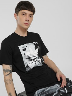 Adidas Originals Photo Graphic Print Logo T-Shirt