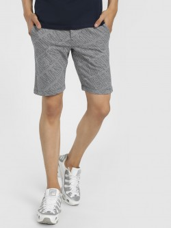 Being Human Lettered Woven Shorts
