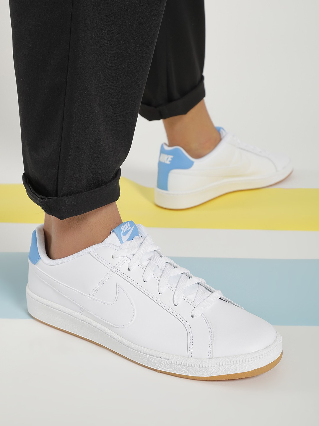 Nike White Court Royale Trainers 1