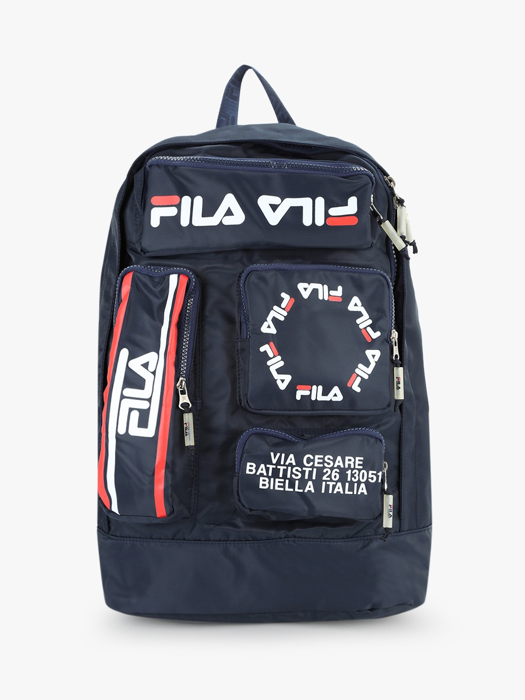 Fila Navy Milo Backpack 1