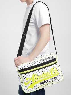 Alcott All Over Print Laptop Bag