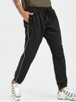 Brave Soul Contrast Side Piping Joggers
