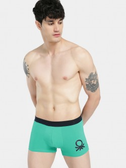 Under Colors of Benetton Contrast Waistband Trunks