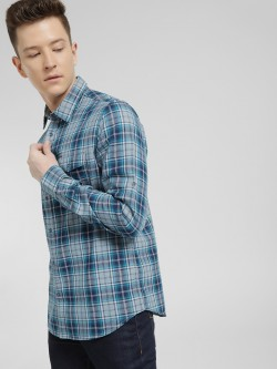 Lee Cooper Woven Multi-Check Shirt